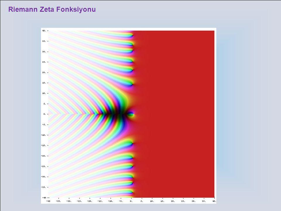 Riemann Zeta Fonksiyonu
