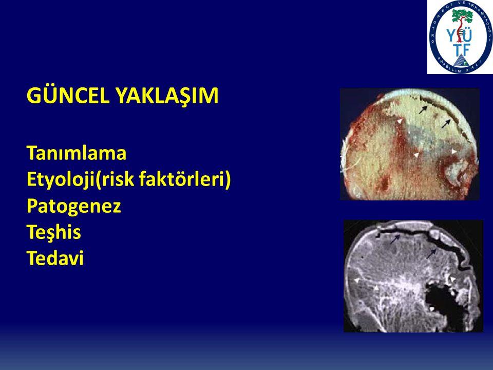 Osteonekroz TKP Sağkalımında Risk Faktörümü.