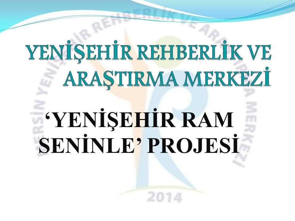 'YENİŞEHİR RAM SENİNLE' PROJESİ