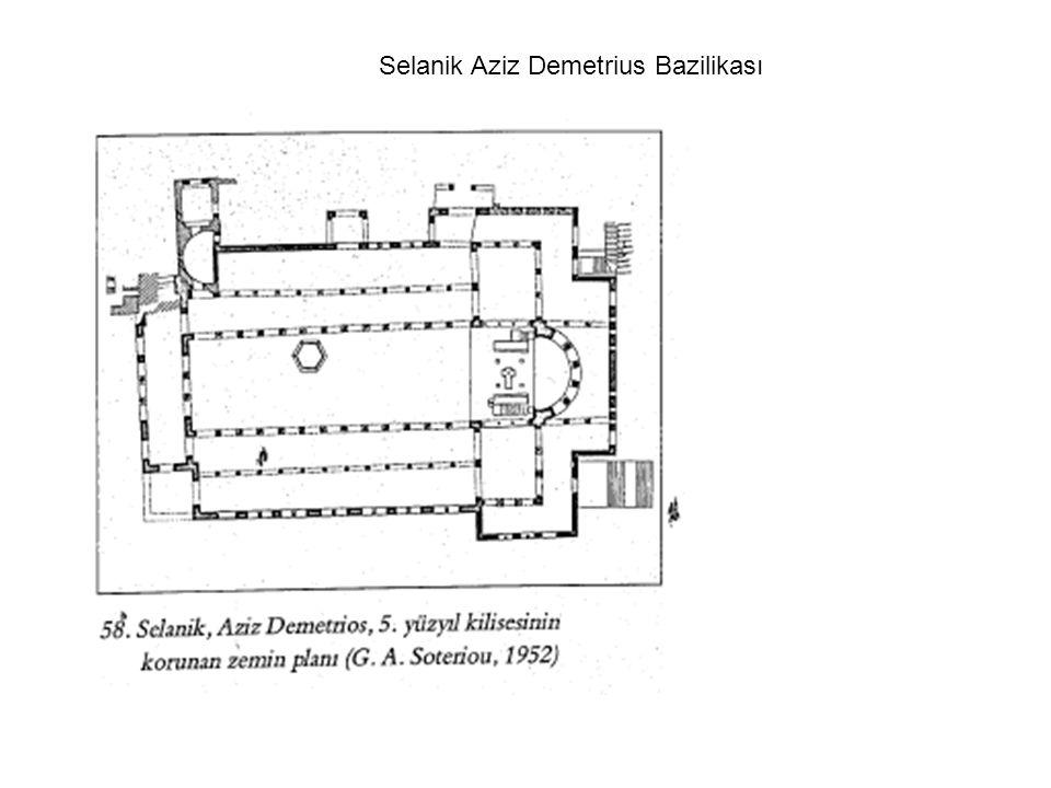 Selanik Aziz Demetrius Bazilikası