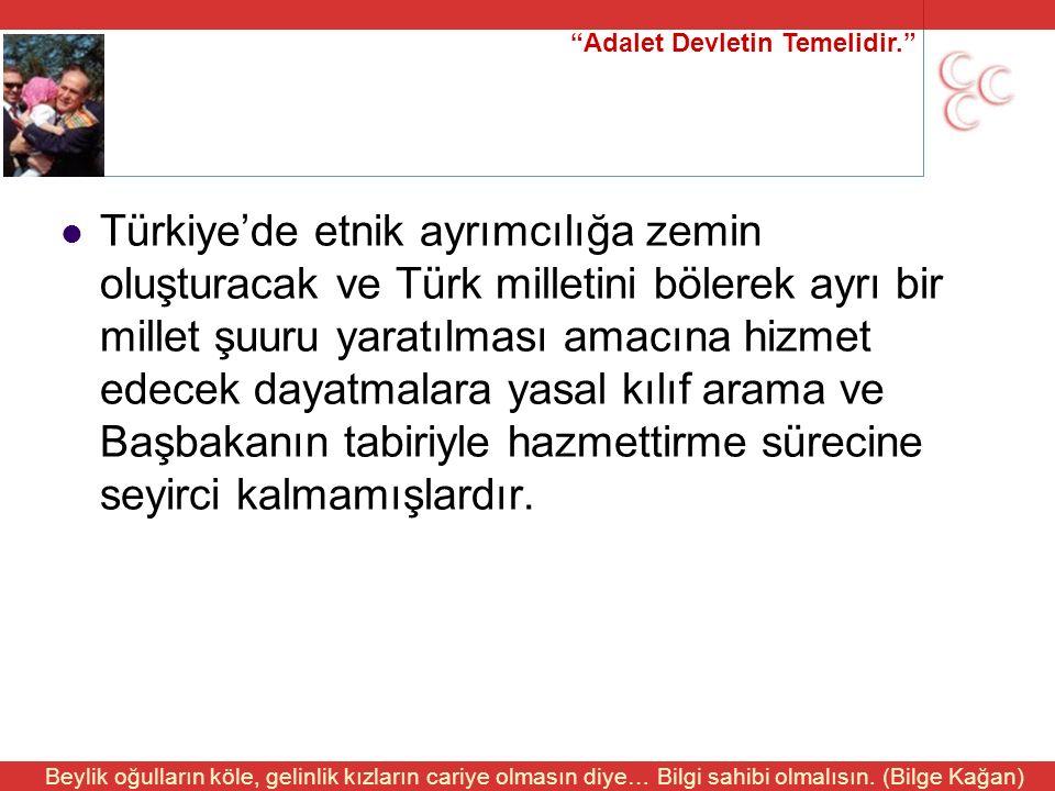 """""""Adalet Devletin Temelidir."""" Beylik oğulların köle, gelinlik kızların cariye olmasın diye… Bilgi sahibi olmalısın. (Bilge Kağan) Türkiye'de etnik ayrı"""