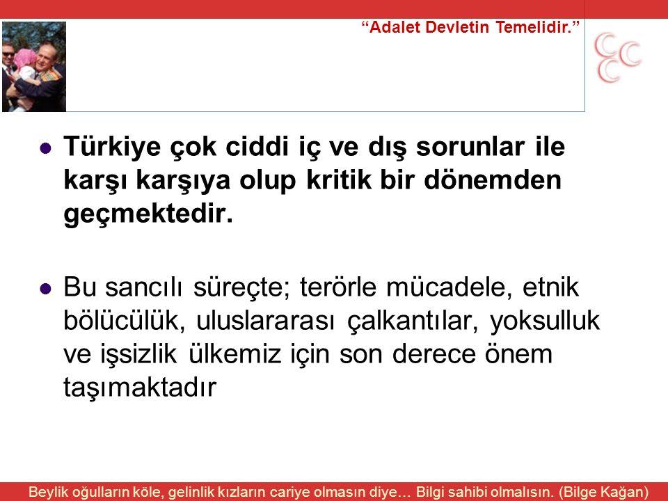"""""""Adalet Devletin Temelidir."""" Beylik oğulların köle, gelinlik kızların cariye olmasın diye… Bilgi sahibi olmalısın. (Bilge Kağan) Türkiye çok ciddi iç"""
