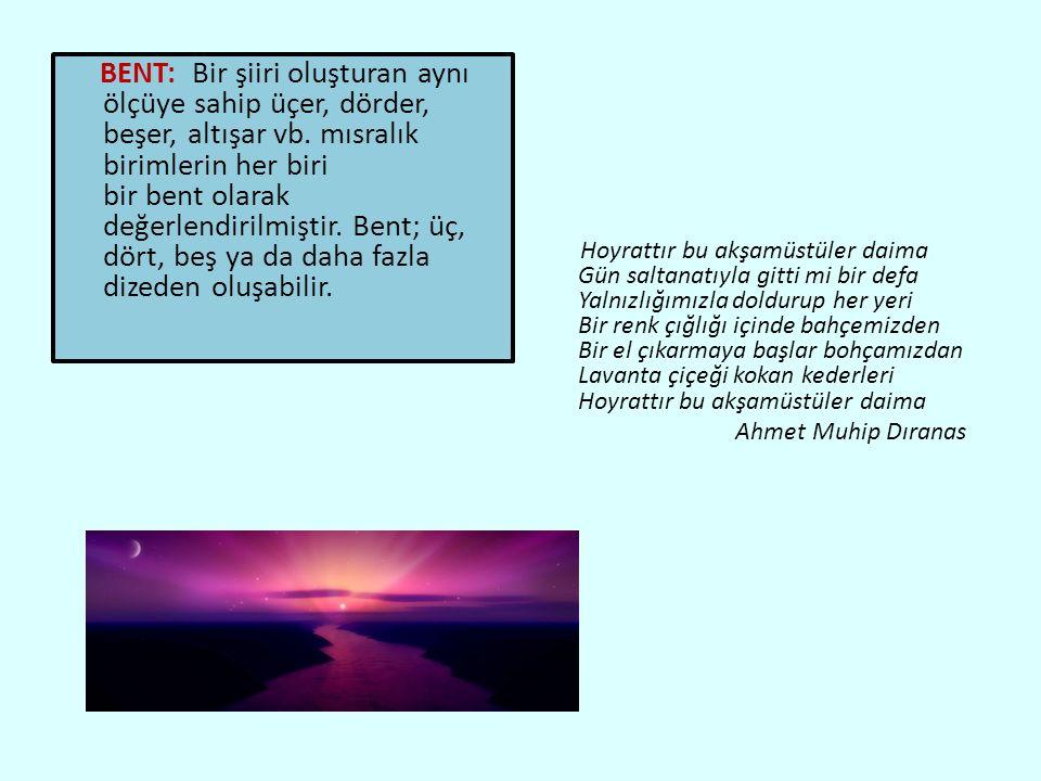 1-İLAHİ İlahi'nin kelime anlamı Allah a mahsus, Allah a ait demektir.