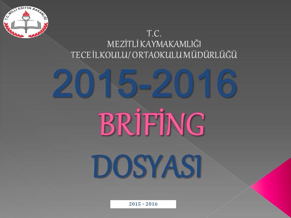 DOSYASI 2015-2016 2015 - 2016