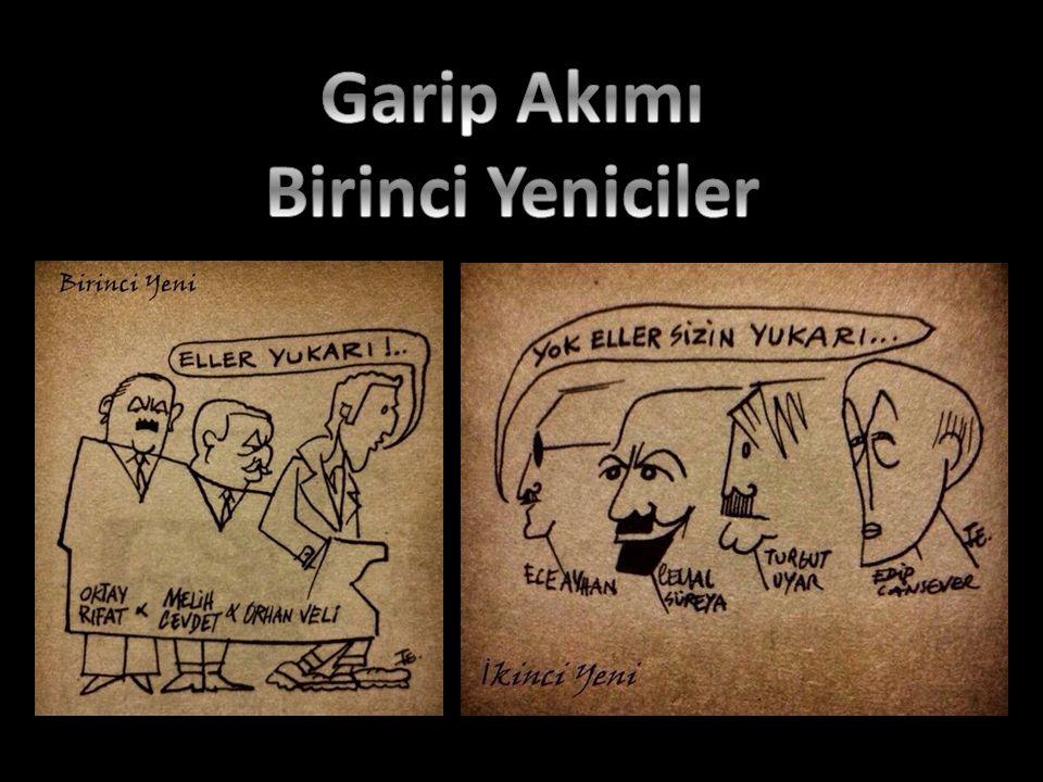 Türk şiirinde iki arkadaşıyla birlikte büyük bir atılım yapmış, yeni bir anlayışın öncüsü olmuştur.