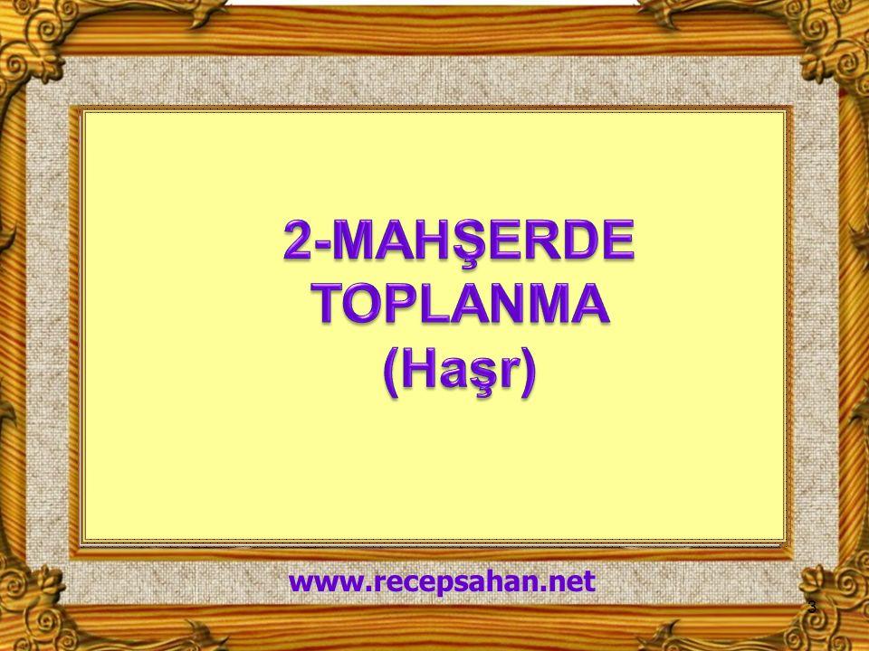 3 www.recepsahan.net