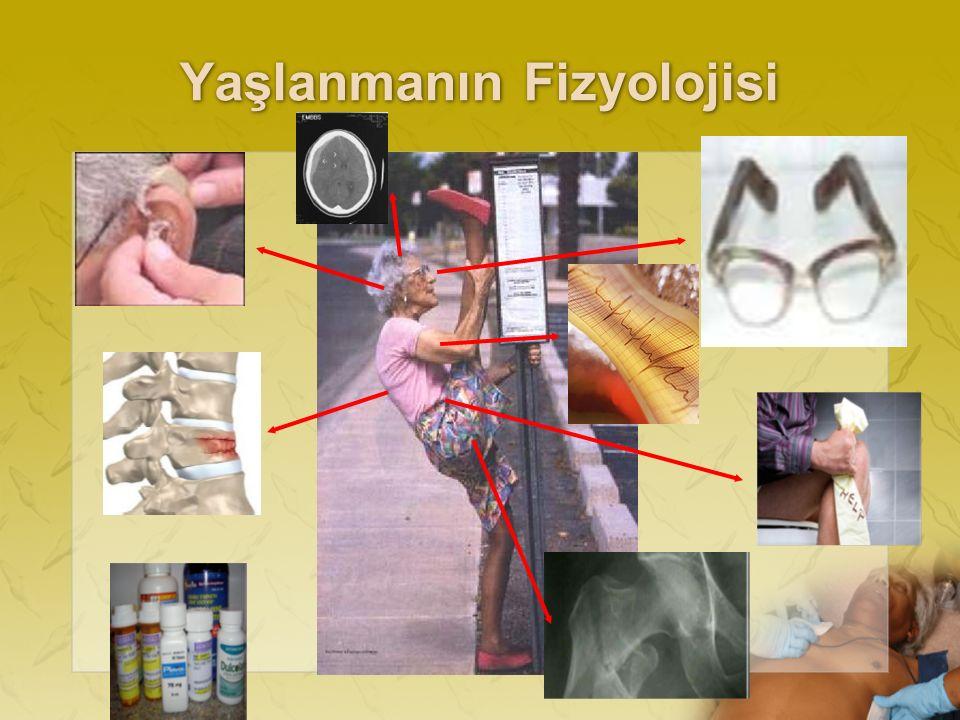 Yaşlanmanın Fizyolojisi