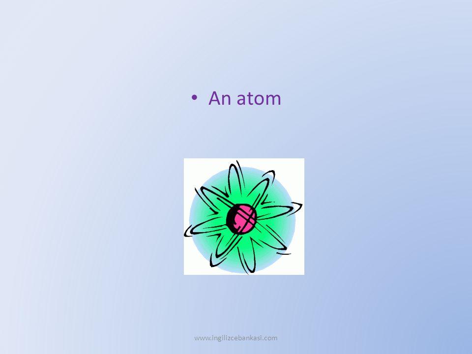 An atom www.ingilizcebankasi.com