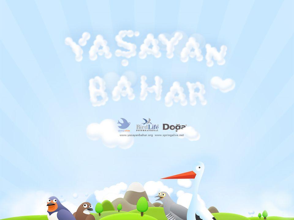 Yaşayan Bahar Yaşayan Bahar, 2006 yılından bu yana Türkiye'nin de dahil olduğu Avrupa'daki 36 ülkede bahara ve göçmen kuşlara çocukların dikkatini çekmek için düzenleniyor.