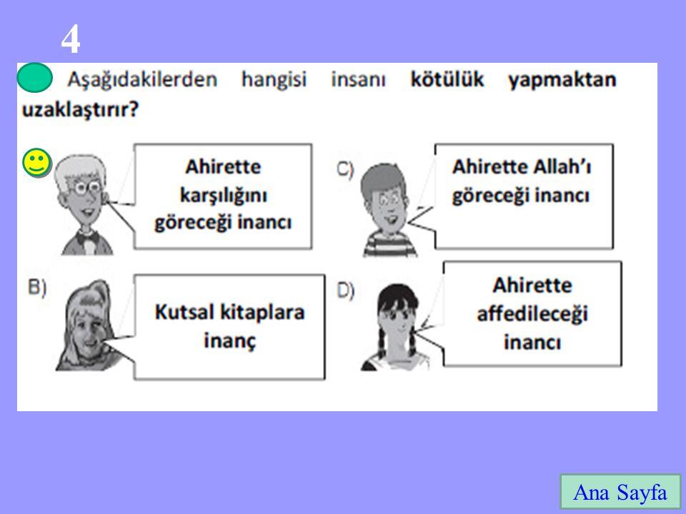 15 Ana Sayfa Aşağıdakilerden hangisi İslam düşüncesindeki tasavvufî yorumlardan değildir.