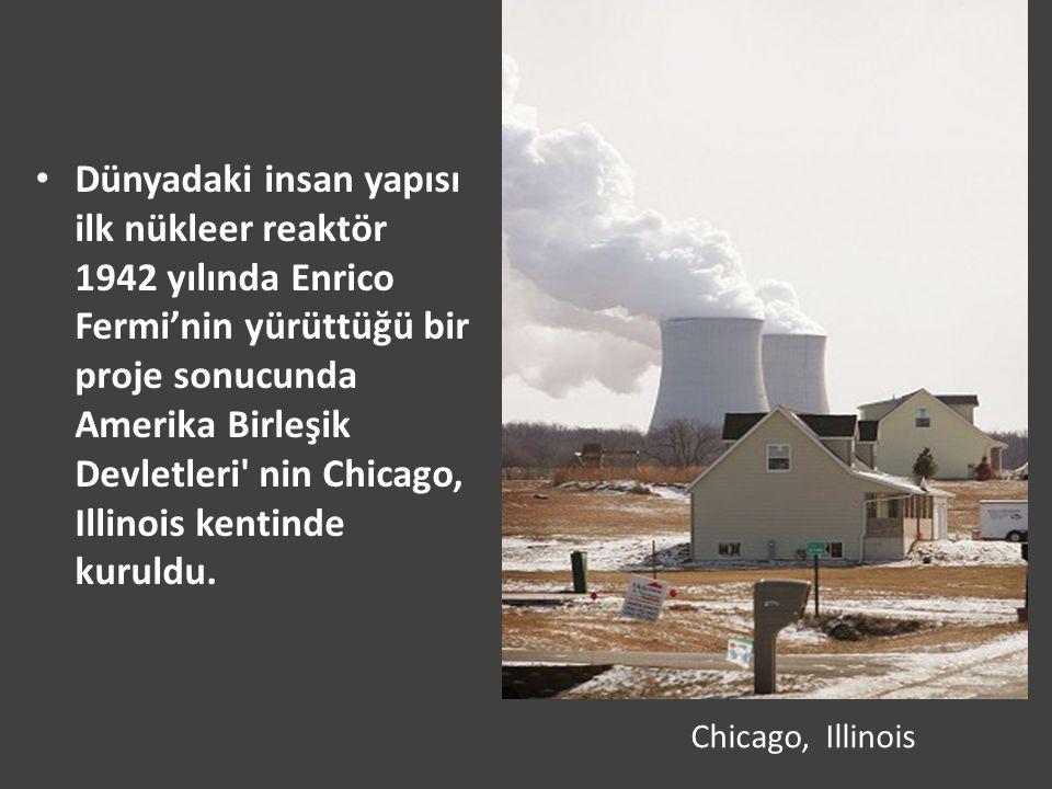 NÜKLEER SANTRALLER VE DEPREM Nükleer santraller, Richter ölçeğine göre 8-8,5 şiddetindeki depremlere dayanıklı olarak inşa edilirler.