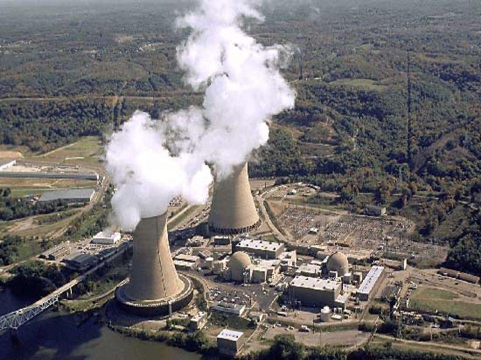 235U'in fisyonuyla 200'den fazla radyoaktif ürün oluşur.