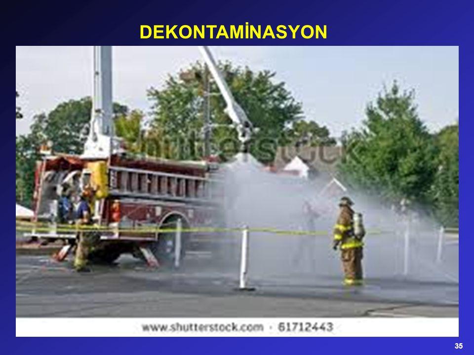 DEKONTAMİNASYON 35