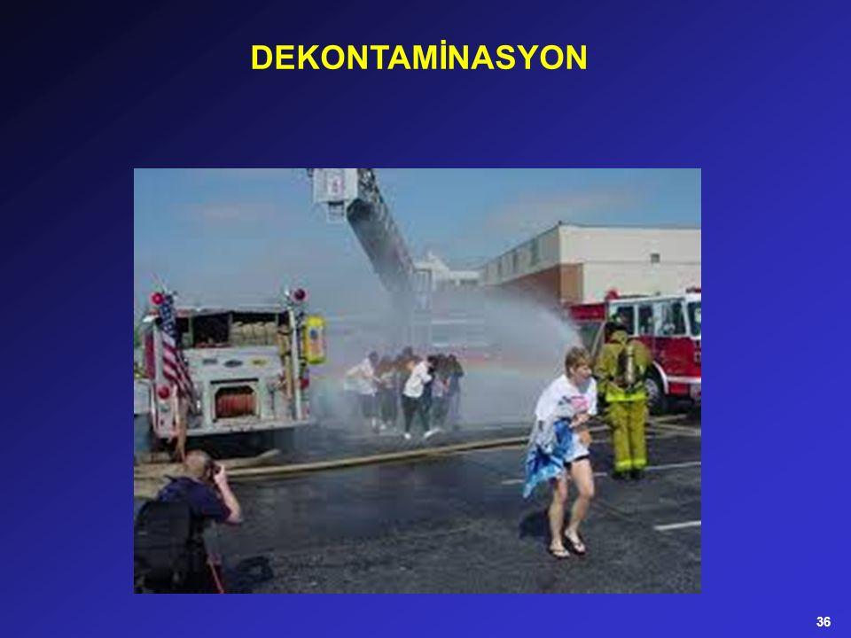 DEKONTAMİNASYON 36