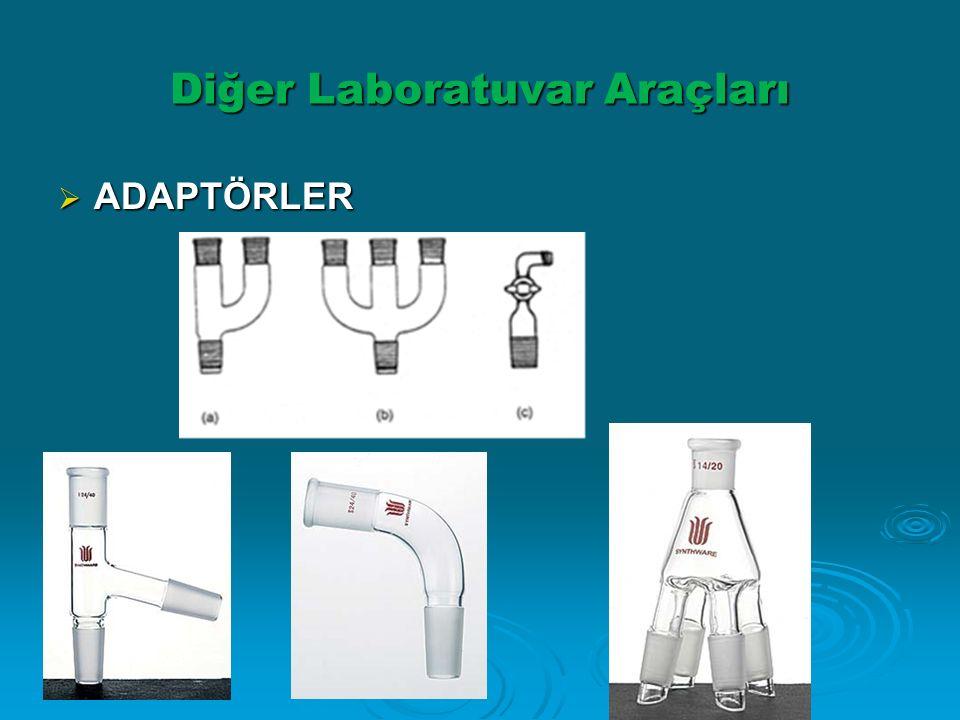 Diğer Laboratuvar Araçları  ADAPTÖRLER