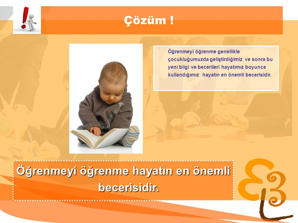 learning to learn network for low skilled senior learners Çözüm .