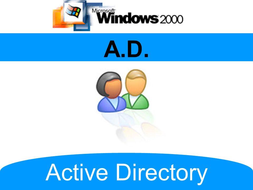 A.D. Active Directory