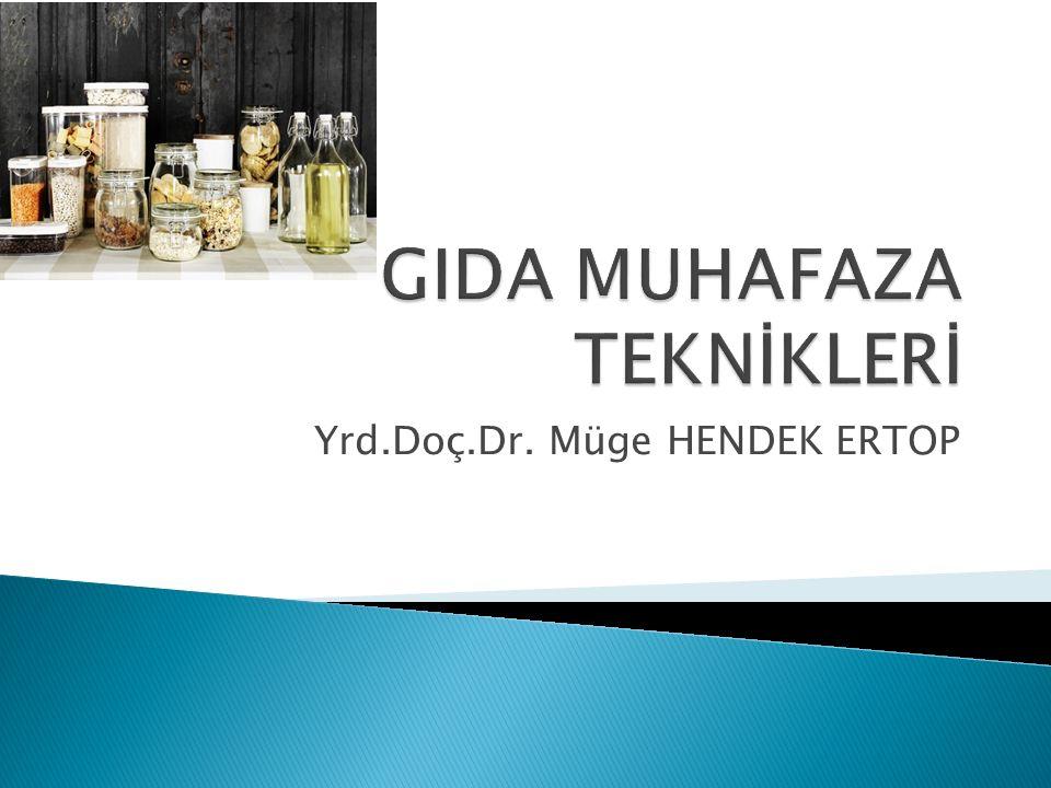 Yrd.Doç.Dr. Müge HENDEK ERTOP