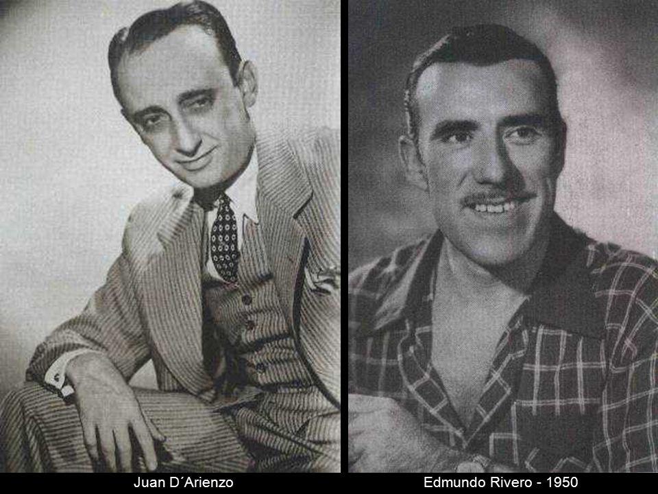 Aníbal Troilo (Pichuco) 1942 19451970