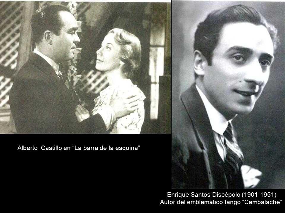 Francisco Canaro y Mariano MoresJuan Carlos Cobian