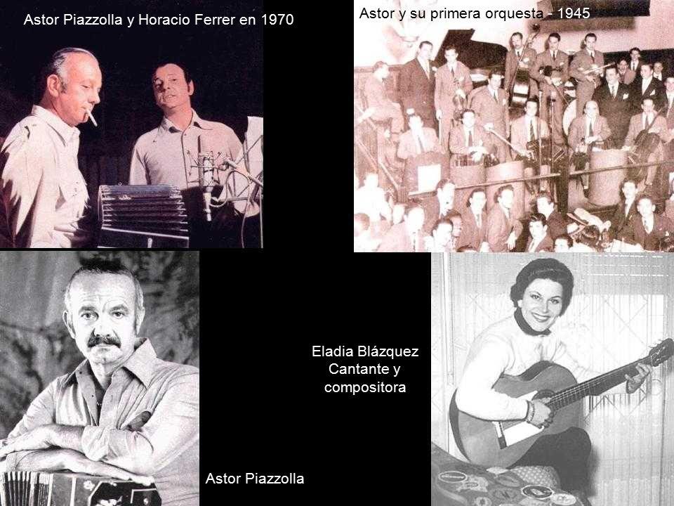 Julio MartelMorán con Pugliese Orquesta de Miguel Caló Orquesta De Caro Tita Merello - 1930