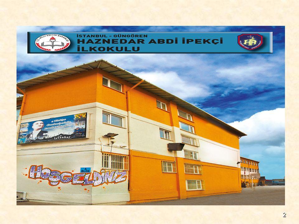Haznedar Abdi İpekçi İlkokulu53 2014-2015 EĞİTİM ÖĞRETİM YILI DÖNEM FAALİYETLERİMİZ SATRANÇ MÜSABAKALARI İLÇE 2.