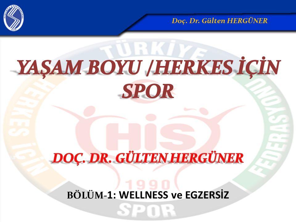 HERKES İÇİN SPORUN AMACI Herkes İçin Spor, bünyesi içinde eğlence ve sağlık amacını aynı zamanda gerçekleştirmeyi amaç edinmiştir.