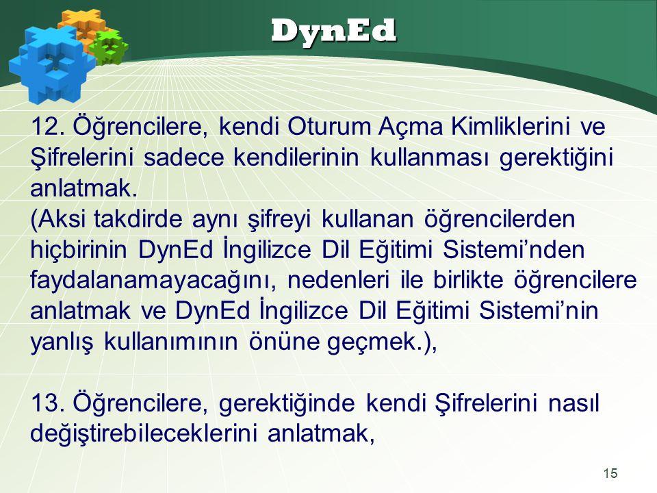 15 DynEd 12.