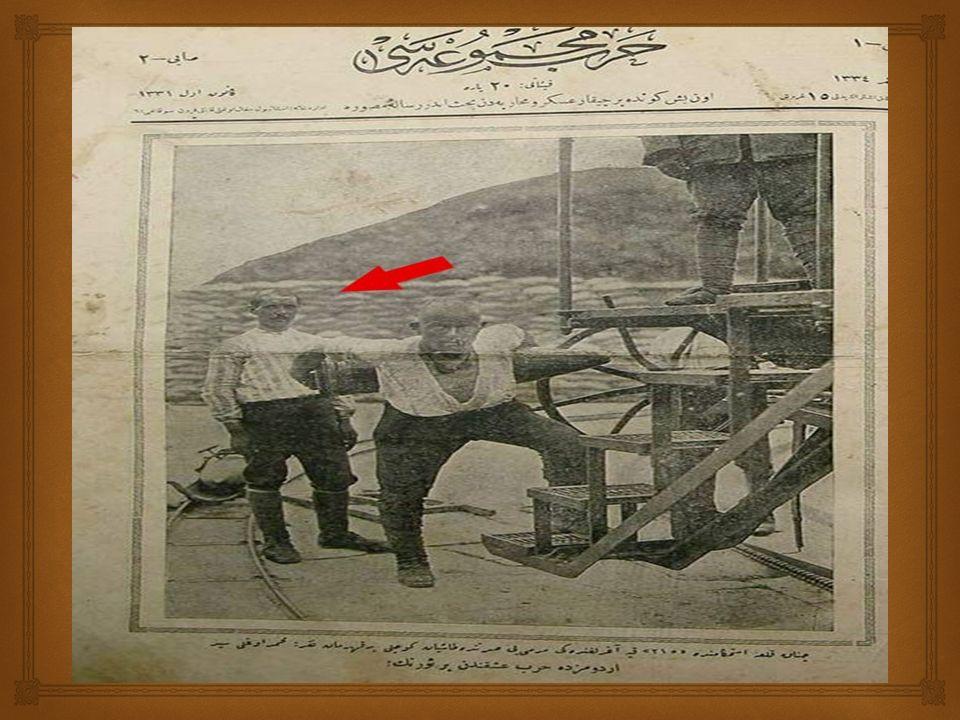  NİĞDELİ ALİ Niğde'nin Ulukışla kazası Barastal köyü nüfusuna kayıtlı Bakkalbaşı Hasan Efendizâde Ali için de askerlik celbi gelmişti.
