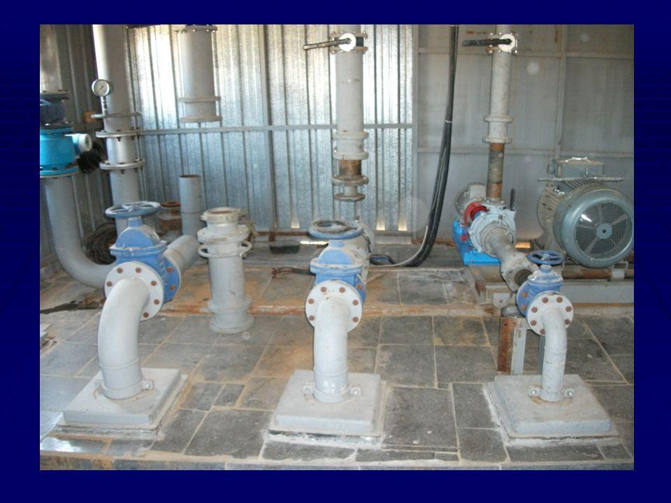 Çoklu pompa düzenlemeleri Pompaj tesislerinde (Hm-Q) gereksinimlerinin boyutları büyüdükçe pompa seçimi de zorlaşır.