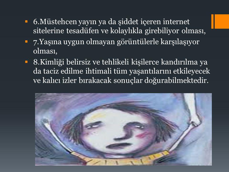 ÇOCUĞUNUZUN BİLMESİ GEREKENLER NELERDİR. 1.