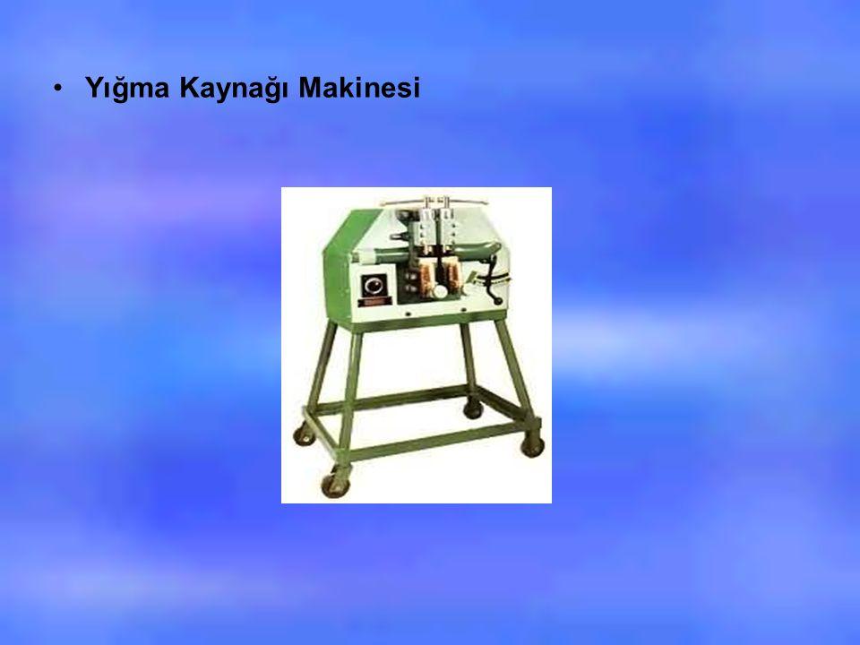 Yığma Kaynağı Makinesi