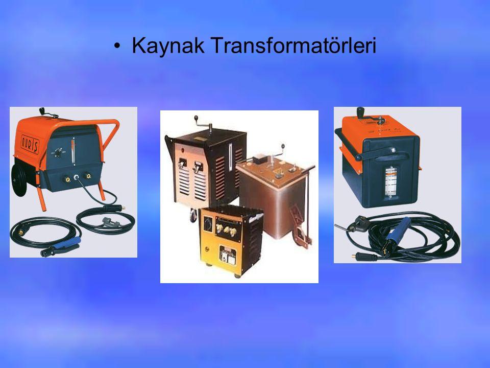 Kaynak Transformatörleri