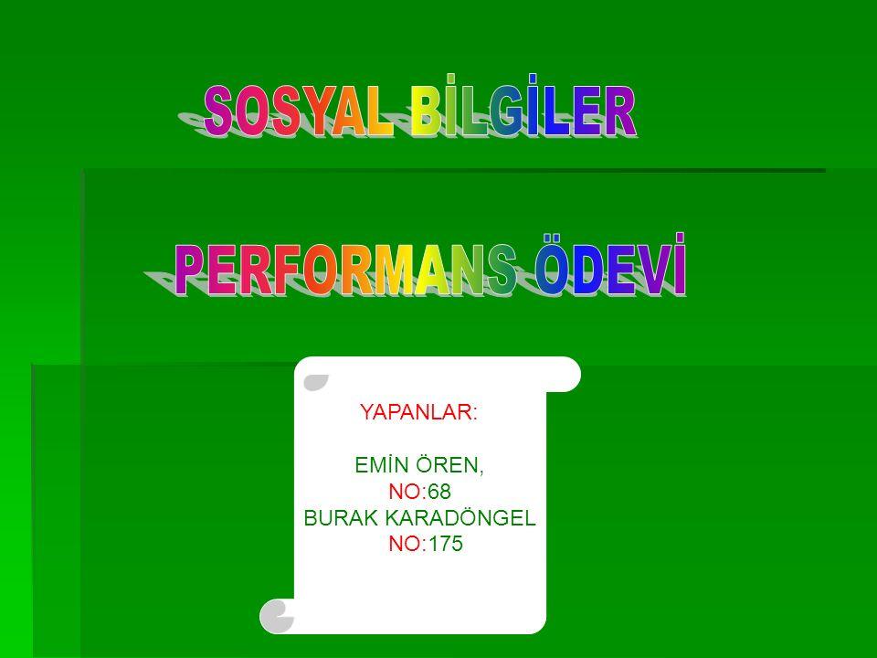 İlk Türk devleti hangisidir? Hunlar 58.SORU