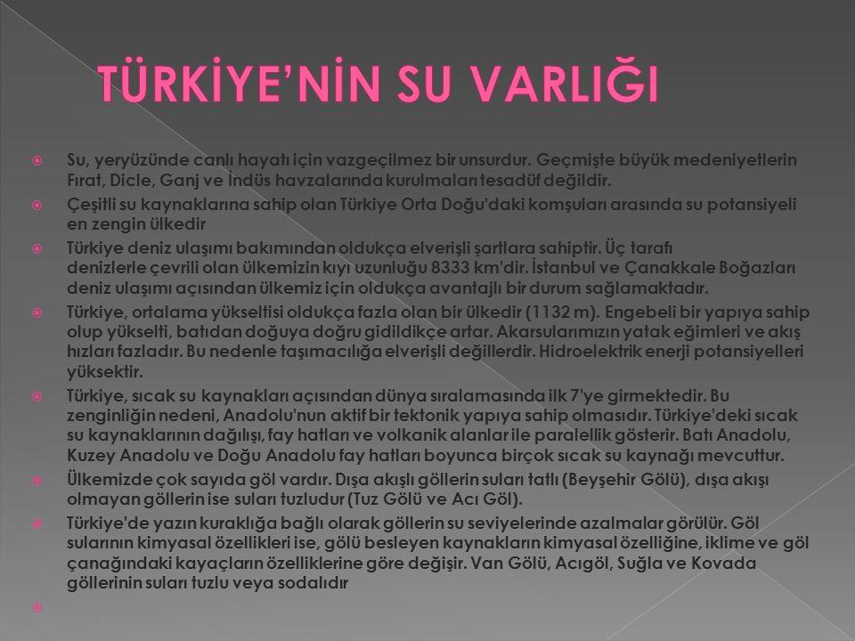  http://ecliscografya.tr.gg/T.ue.rkiye-h-nin-Su- Varl%26%23305%3B%26%23287%3B%26%23305%3B.htm Google görseller http://www.bilgiustam.com/turkiyede-goller-ve-olusumlari/ http://www.kpsskonu.com/genel-kultur/cografya/turkiyede- akarsular/ https://www.nkfu.com/turkiyenin-yeralti-sulari-ve-kaynaklari- kaplicalari/ http://ecliscografya.tr.gg/T.ue.rkiye-h-nin-Su- Varl%26%23305%3B%26%23287%3B%26%23305%3B.htm