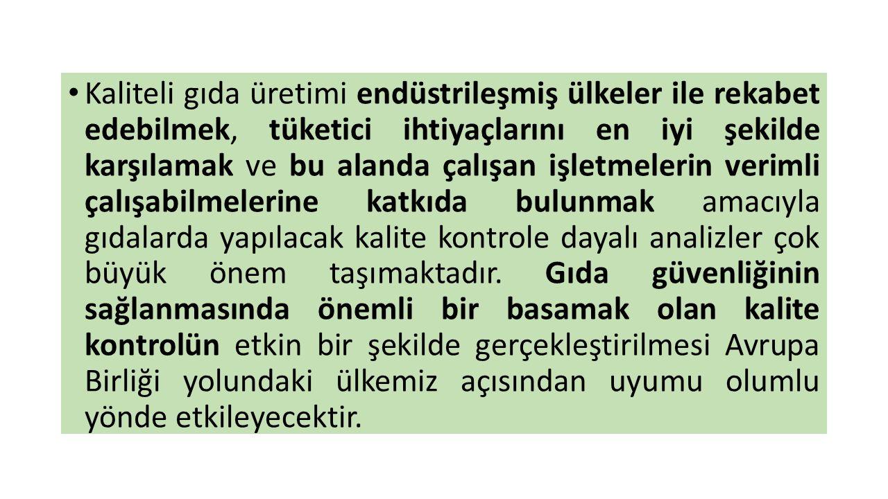 Türkiye' de üretilen yöresel geleneksel gıdaların yine yöresel tüketicileri tarafından yapılacak olan ürün tanımlamaları, geleneksel gıdaların pazar paylarında önce ulusal daha sonra ise uluslararası düzeyde kazanım sağlatacaktır.