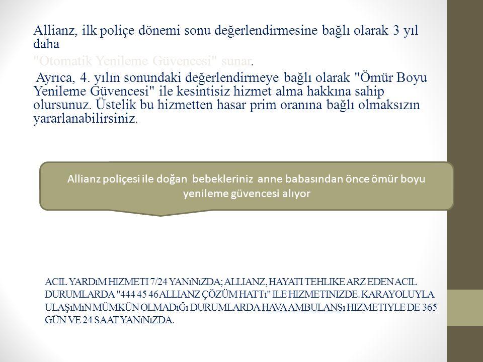 ANA TEMİNATLAR 1.