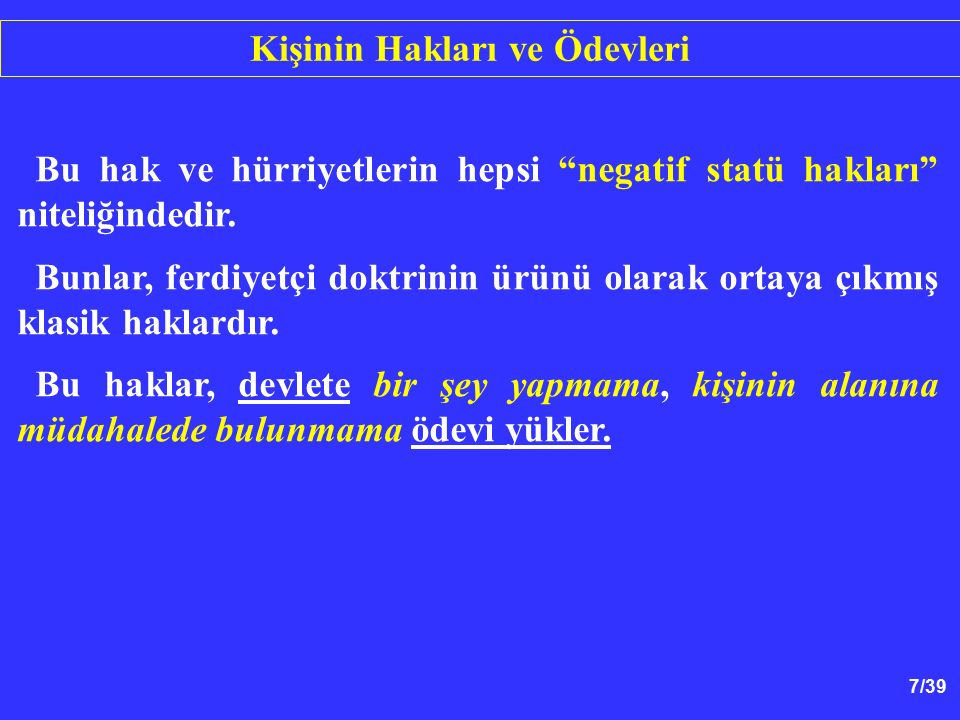 48/39 Çağ Üniversitesi Hukuk Fakültesi