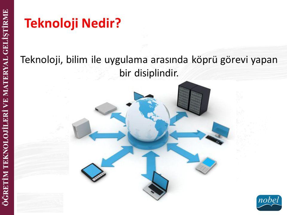 Teknoloji Nedir? Araştırma, bilgi ve teknoloji arasındaki ilişki
