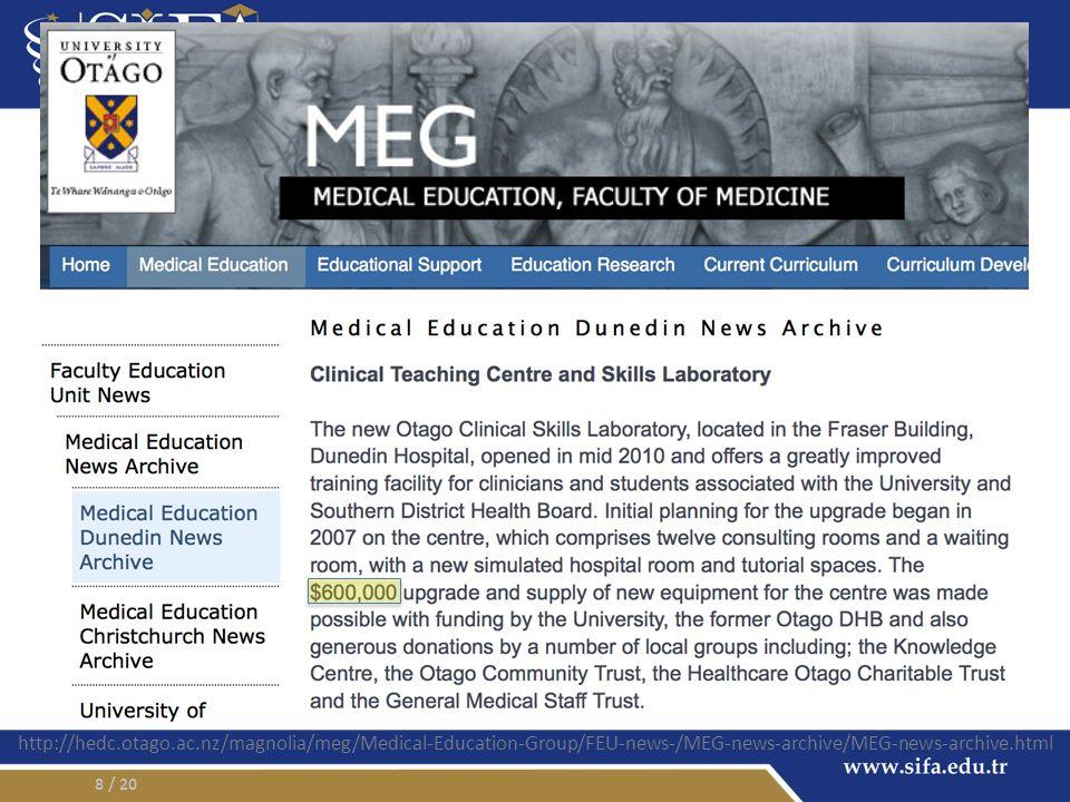 / 208 http://hedc.otago.ac.nz/magnolia/meg/Medical-Education-Group/FEU-news-/MEG-news-archive/MEG-news-archive.html