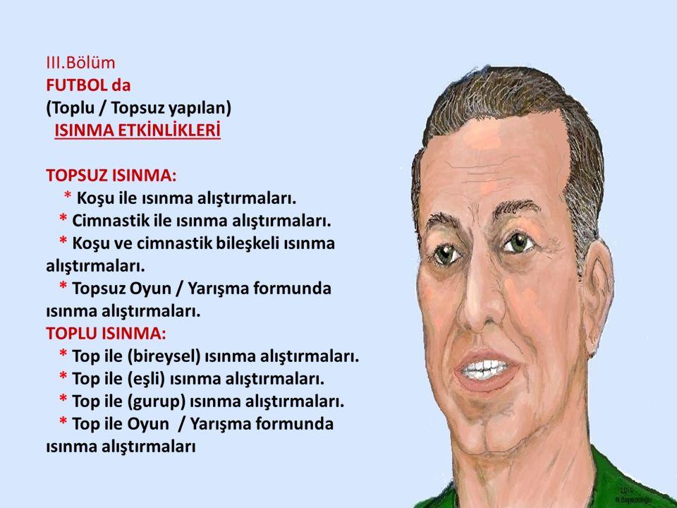 DÜZENEKTE SLALOM KOŞU ile ISINMA - 2 Murat Başyazıcıoğlu