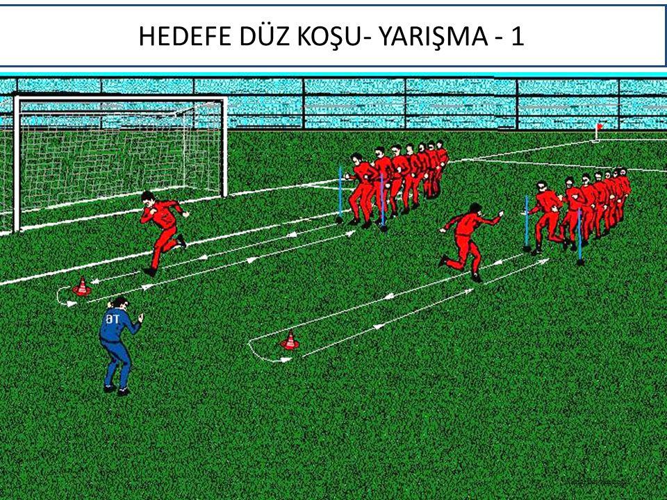 HEDEFE DÜZ KOŞU- YARIŞMA - 1 Murat Başyazıcıoğlu