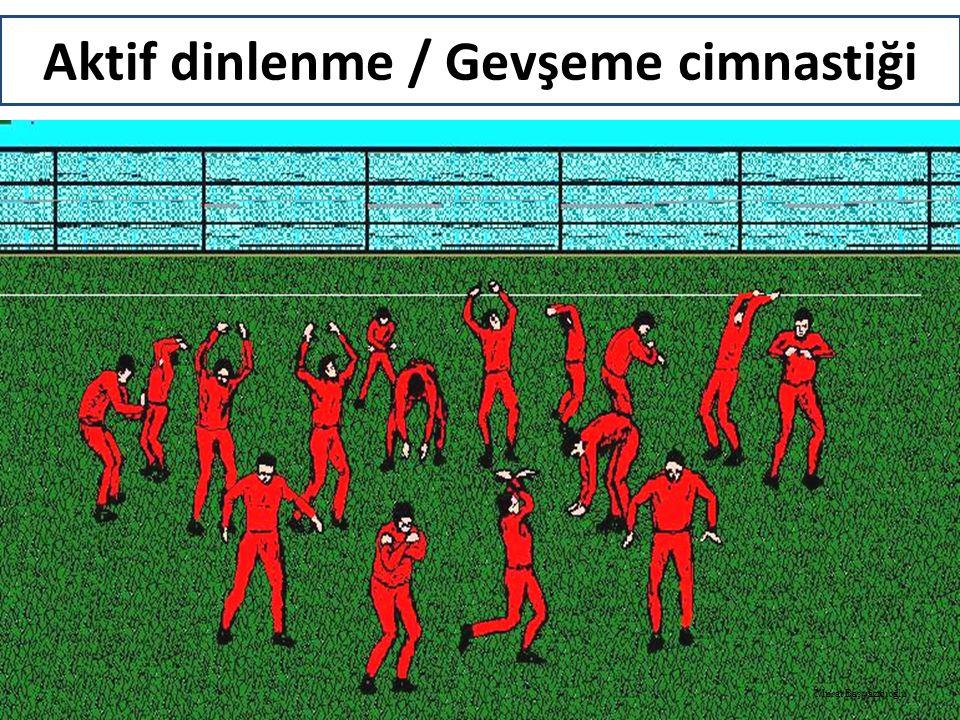 Aktif dinlenme / Gevşeme cimnastiği Murat Başyazıcıoğlu
