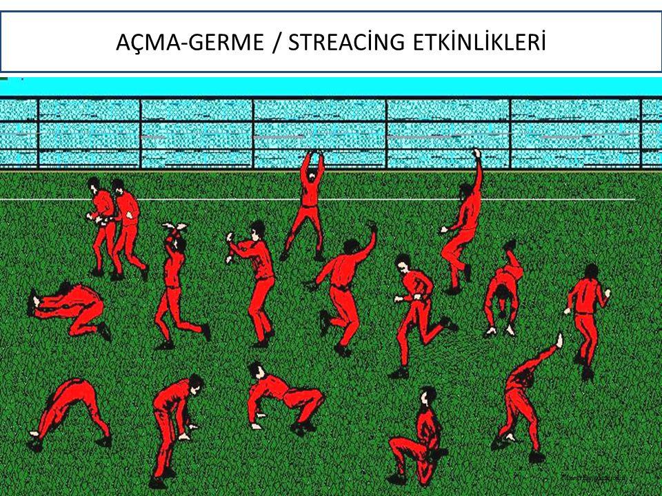 AÇMA-GERME / STREACİNG ETKİNLİKLERİ Murat Başyazıcıoğlu