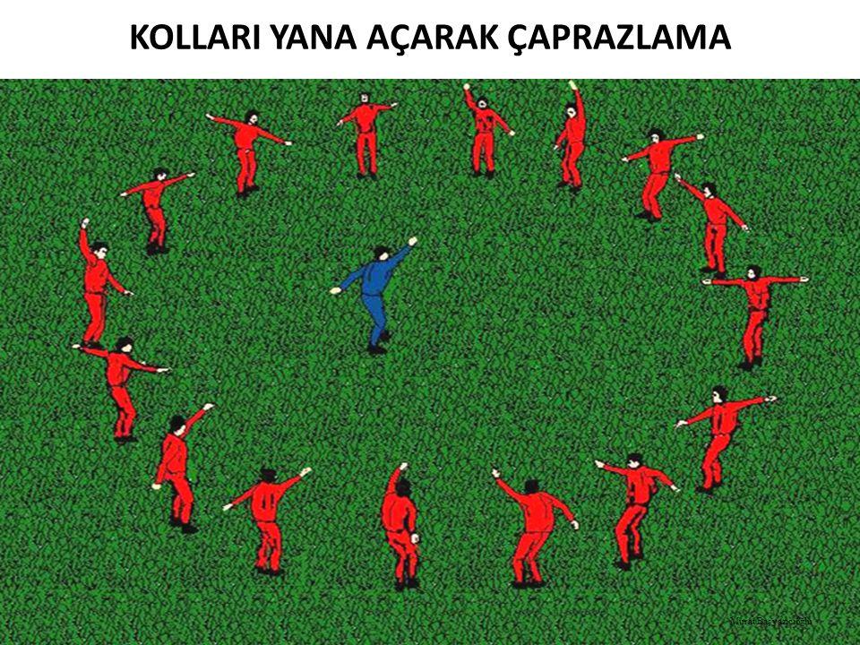 KOLLARI YANA AÇARAK ÇAPRAZLAMA Murat Başyazıcıoğlu
