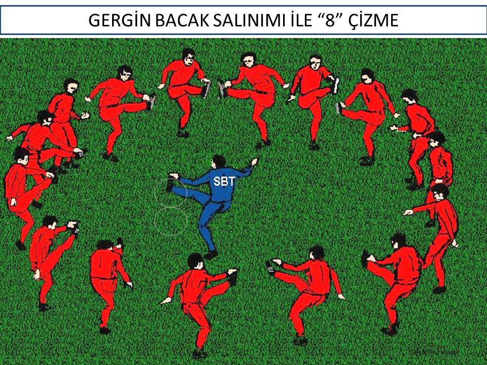 """GERGİN BACAK SALINIMI İLE """"8"""" ÇİZME Murat Başyazıcıoğlu"""
