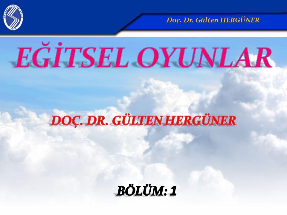 Doç. Dr. Gülten HERGÜNER