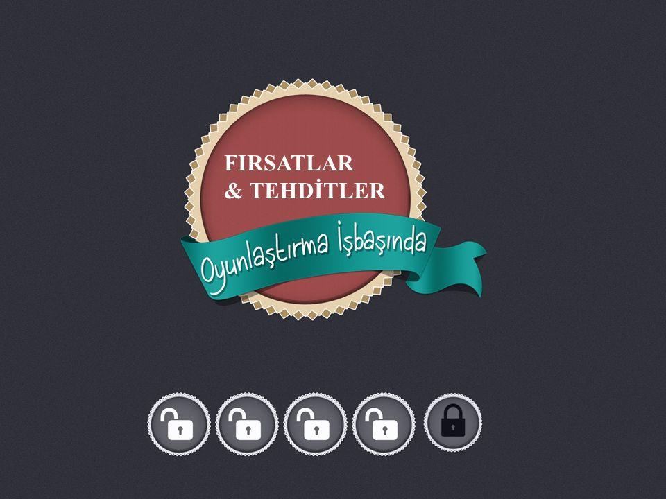 FIRSATLAR & TEHDİTLER