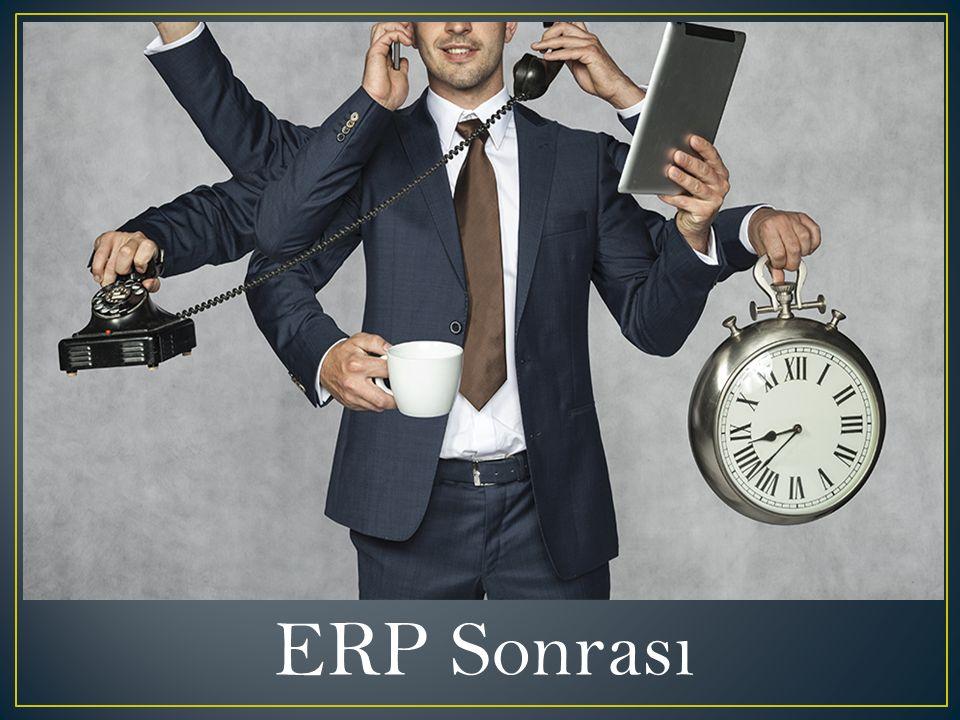ERP Sonrası