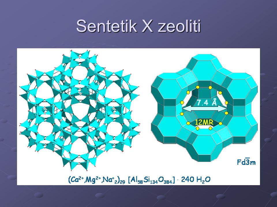 Sentetik X zeoliti